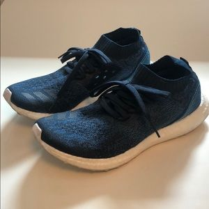 Adidas Parley Uncaged Boost in Blue